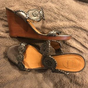 Jack Rogers Lucia Wedge Sandals